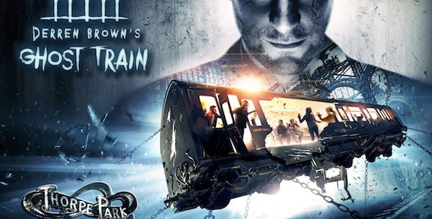 21st Century Ghost Train