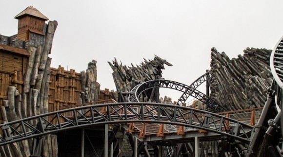 space center phantasialand