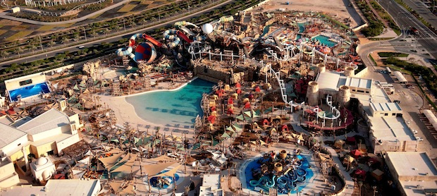 Yas Waterworld – 3 years of fun