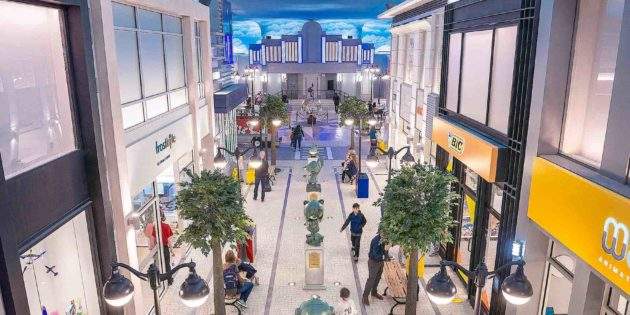 KidZania opens its first North America location in Dallas