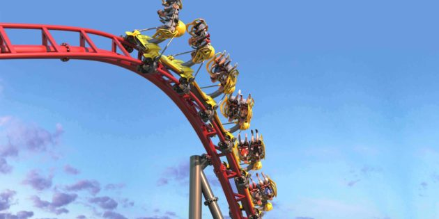 S&S introduces Axis Coaster