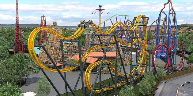 DC Universe themed area coming to Six Flags Discovery Kingdom