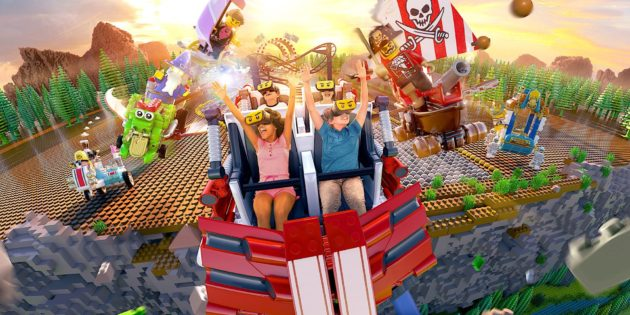 The Great Lego Race comes to Florida