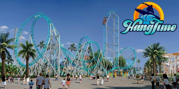 Knott's HangTime opens May 18