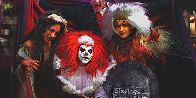 New scares and shows launch Friday the 13th at Six Flags Fright Fest