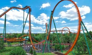 Record breaking dive coaster to swoop into Canada's Wonderland