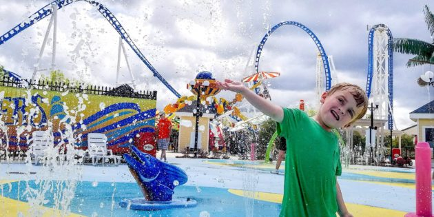 The Park at OWA unveils new splash pad