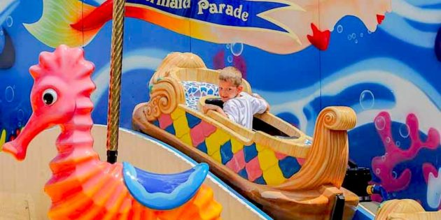 New rides coming to Casino Pier