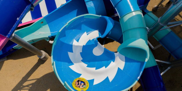 WhiteWater wins Brass Ring  for Tailspin at Whirlin' Water Adventure Waterpark