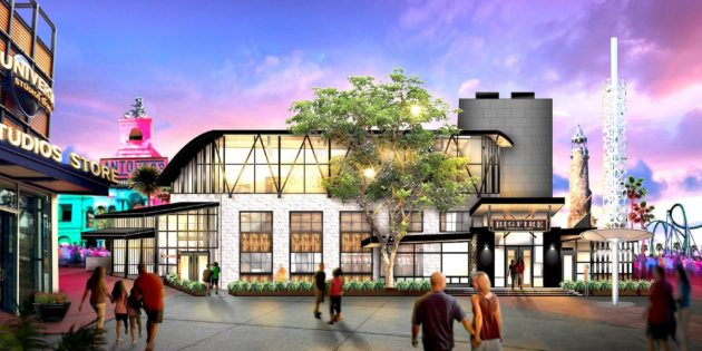 New Universal Citywalk restaurant, Bigfire, brings fireside dining to guests