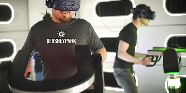 Hersheypark and MajorMega announce Hyperdeck for 2020