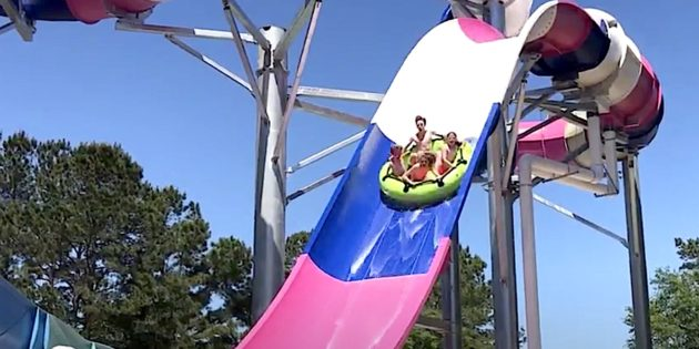 New WhiteWater rides opening in North America