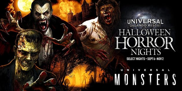 Cinematic Horror icons come to life in Universal's Monsters Mazes
