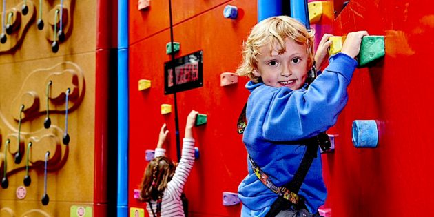 Climbing walls coming to the Wilderness Resort