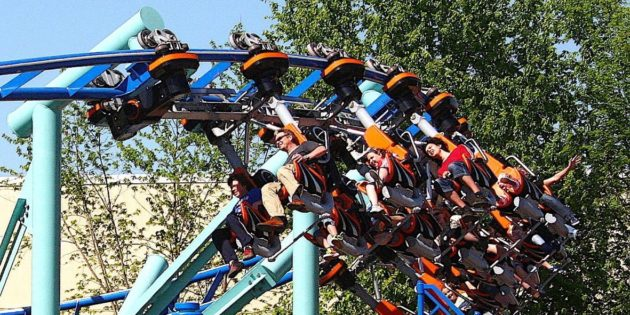 New Website, New Rides from Vekoma