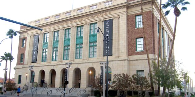 The Mob Museum completes first major renovation