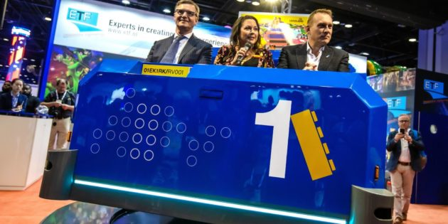 LEGOLAND NY reveals first of its kind ride tech at IAAPA