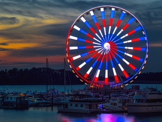Icon Attractions Awarded St. Louis Wheel Project