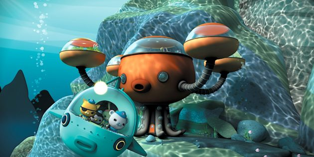 Octonauts to launch at Sea Life Shanghai