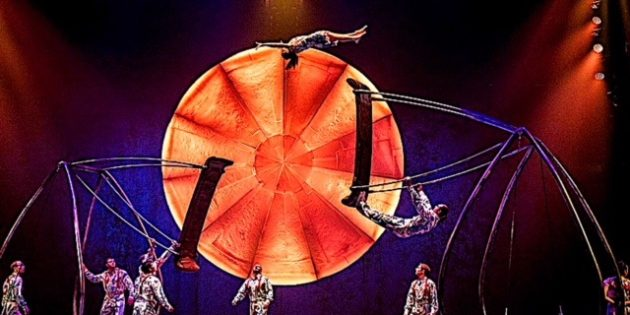 WhiteWater, Cirque du Soleil join forces