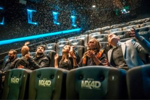 MediaMation entertains Serbian cinema market with two new MX4D Theatres