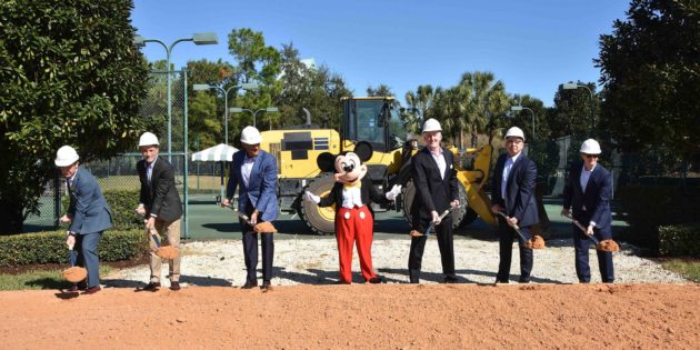 Walt Disney World Swan and Dolphin Resort breaks ground with new tower hotel