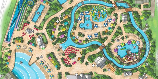 ADG to design and build Island H2O Live! Waterpark at Margaritaville Resort Orlando