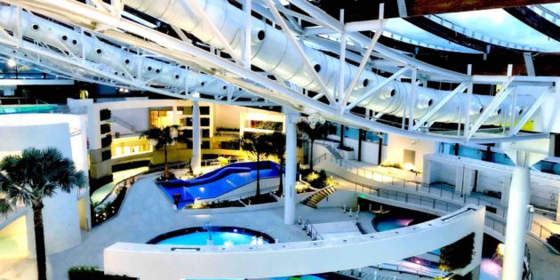 SoundWaves indoor waterpark opens to the public