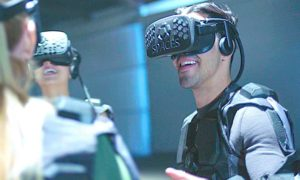 Spaces first multi-sensory VR centre opens