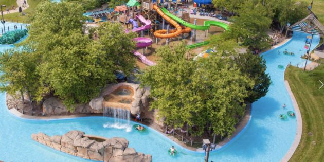 Six Flags set to dive in to magic waters waterpark