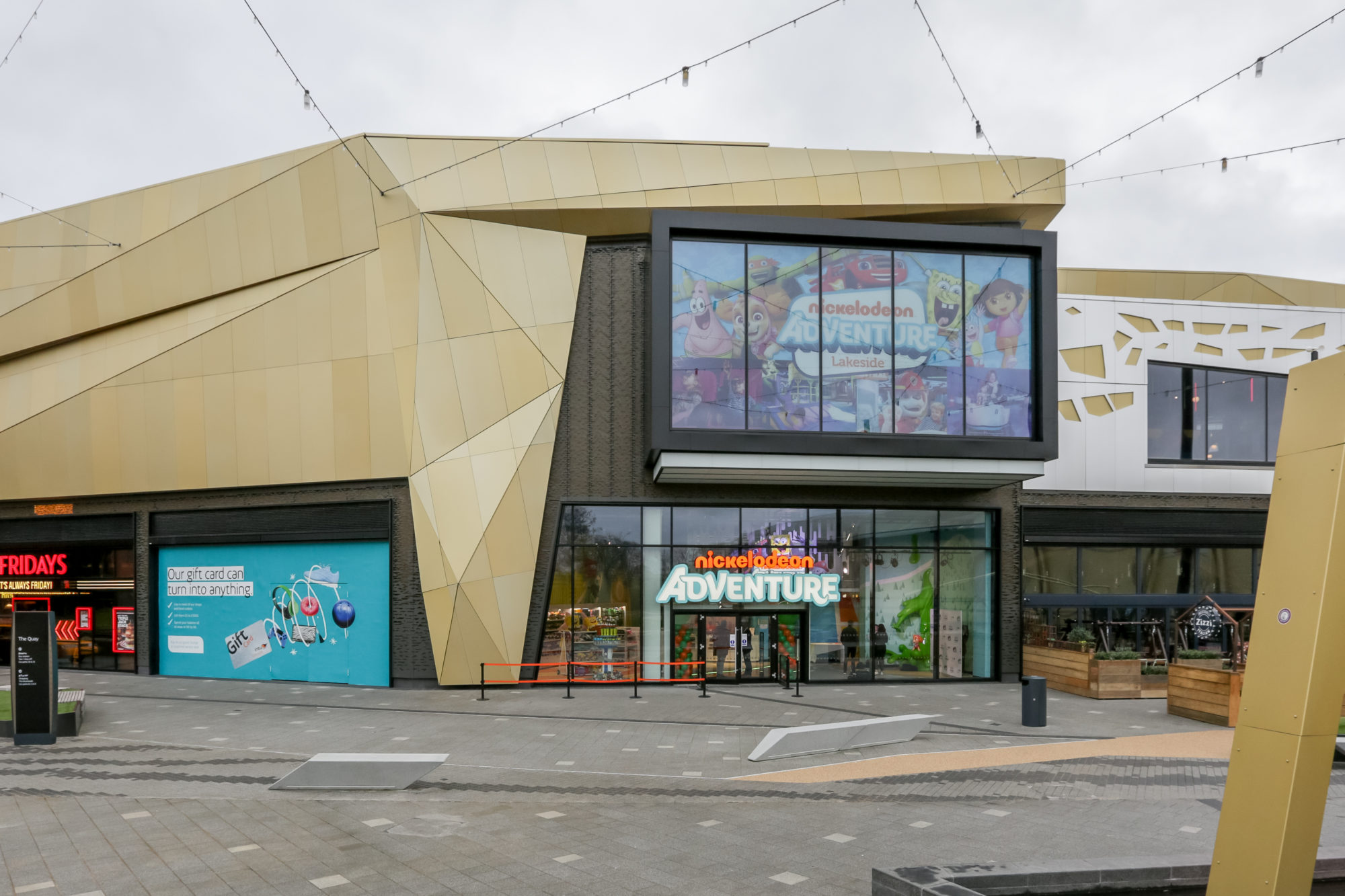 New Indoor Play Experience Nickelodeon Adventure Opens Its Doors At Intu Lakeside Leisure Development Park World Online Theme Park Amusement Park And Attractions Industry News