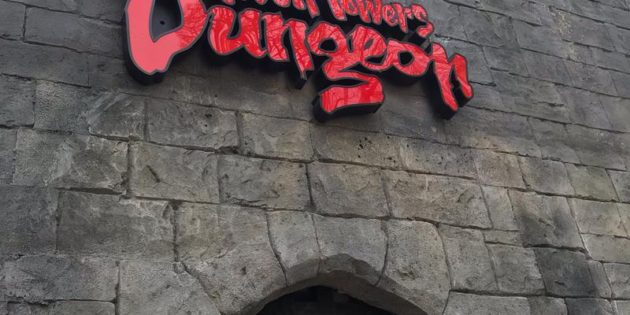 The Alton Towers Dungeon launches for 2019
