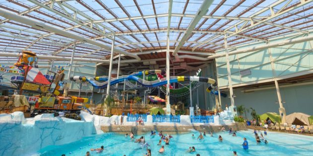 Aquatopia voted nations #1 waterpark by USA Today