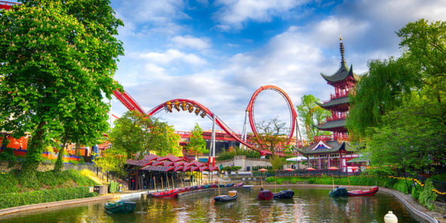 Baby-boomers boost amusement park market growth