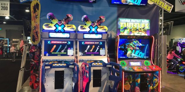 Betson named Distributor of the Year at Amusement Expo