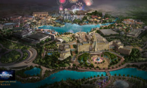 Budget double-up for Universal Studios' Beijing investment