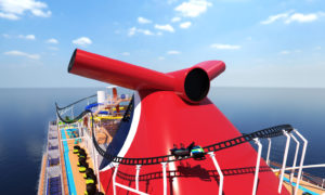 First ever roller coaster at sea to launch in 2020