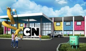 Cartoon Network and Palace Entertainment develop premier hotel experience