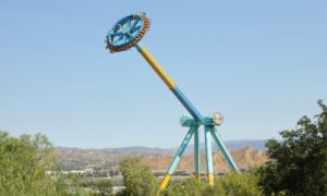 Six Flags Magic Mountain breaks records with new CraZanity