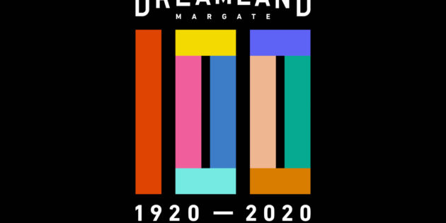 HemingwayDesign creates new logo for Dreamland's 100th anniversary year