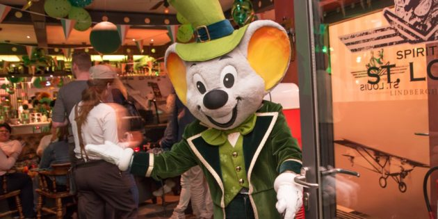 Europa-Park gets set for St Patrick's Day