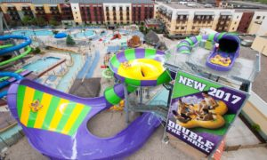 Three largest indoor waterparks in the US open new Proslide expansions