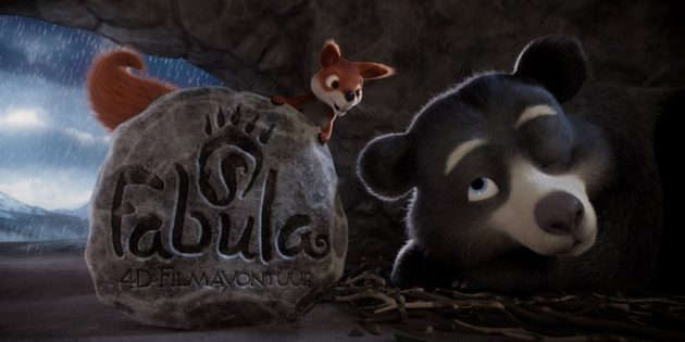 Efteling launches 3D film in collaboration with UK studio Aardman
