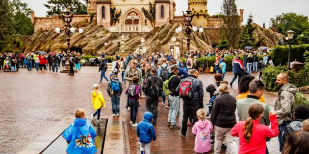 First visitors enjoy new Efteling attraction Symbolica