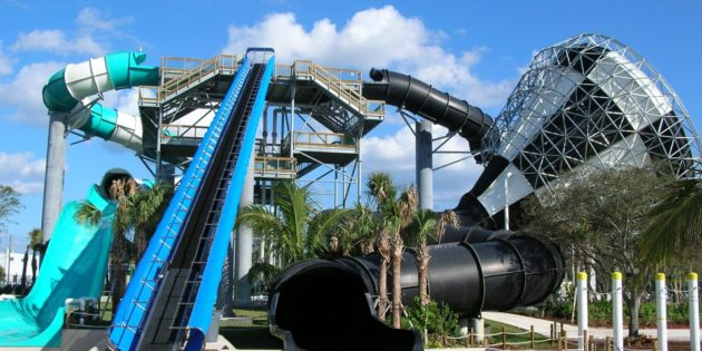 Eichelberger and ProSlide pair up for Premier Parks