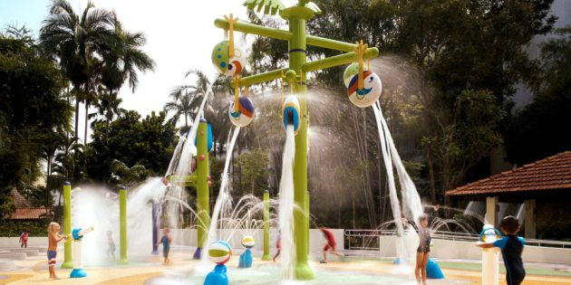 Empex launches new splash park in Singapore
