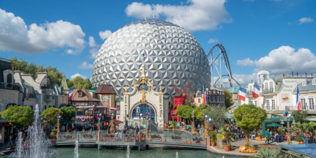 Visitor numbers at an all time high for Europa-Park