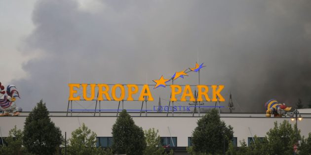Europa-Park looking to recover from destructive blaze