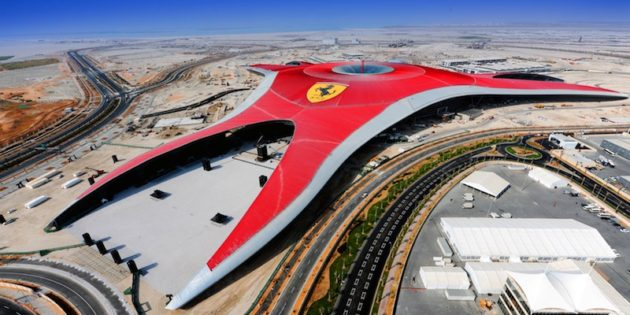 Fresh Ferrari World investment and Sea World on the way at Yas Island