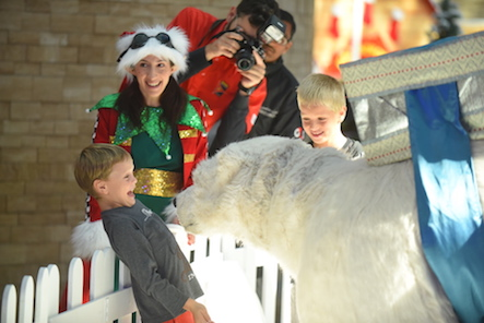 Ferrari World Abu Dhabi's magical 'Winterfest' returns this season